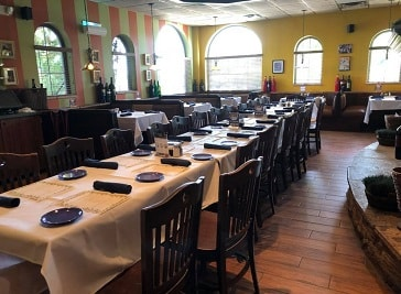 Elizabeth's Pizza Italian Restaurant in Greensboro