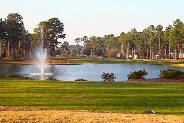 Golf Clubs in Greensboro