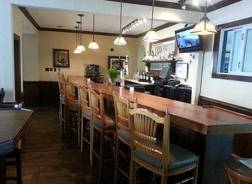 Mark's Restaurant in Greensboro