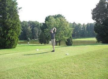 Pleasant Ridge Golf Course in Greensboro