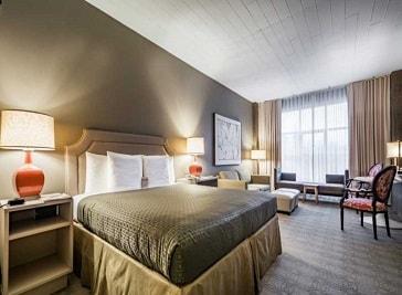 Proximity Hotel in Greensboro